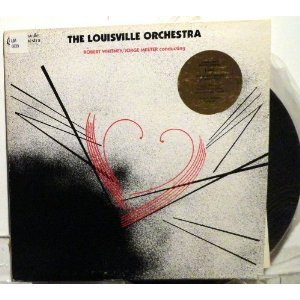 The Louisville Orchestra - Robert Whitney - Jorge Master