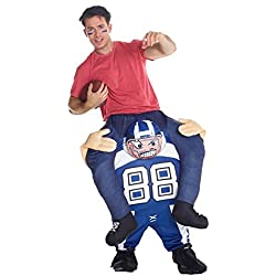 Morph fits Most Piggyback, American Footballer, One Size