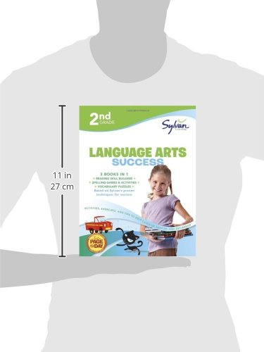 Amazon.com: 2nd Grade Language Arts Success: Activities, Exercises ...