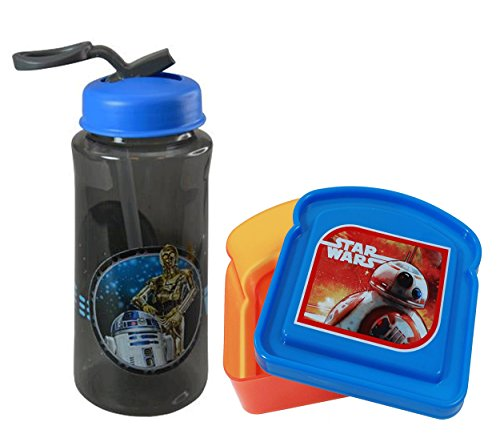 with Star Wars Lunch Boxes design