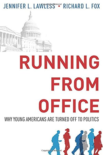 Image for publication on Running from Office: Why Young Americans are Turned Off to Politics