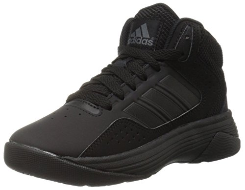 sneakers for cheap eaf4a caec7 Galleon - Adidas Kids Cloudfoam Ilation Mid Skate Shoe, BlackBlackOnix,  12 M US Little Kid