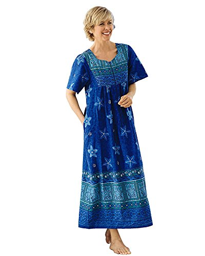 national-island-tribal-lounger-blue-print-1x