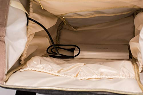 Backpack Top Satchel Rosa Purses A Borsa Handbags Pu And Borse In Handle amp; Spalla Travel Fashion Tote Rzl Womens Tracolla Pelle q70w6R