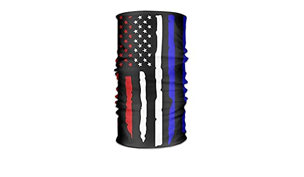 Women Men Headwear Bandanas Wrap Scarf Headscarf,Sweat Wicking Headbands Bandana USA Tennessee State Flag Liner Head