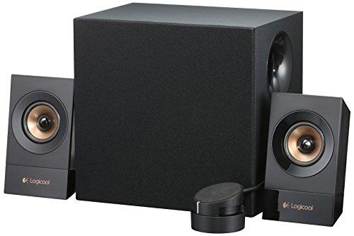 Logitech - z533 Multimedia Speakers  - Black