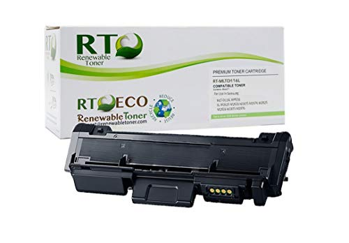 Renewable Toner Compatible MICR Cartridge Replacement for Samsung D116L MLT-D116L Xpress M2625 M2626 M2675 M2676 M2825 M2826 M2875 M2876