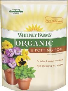 Soil Scotts Potting (1.5CUFT Organ Pot Soil)