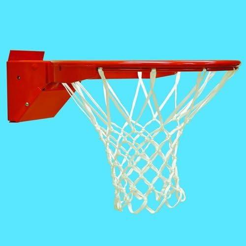 Jaypro Revolutionバスケットボールゴール ホワイト 42 in.