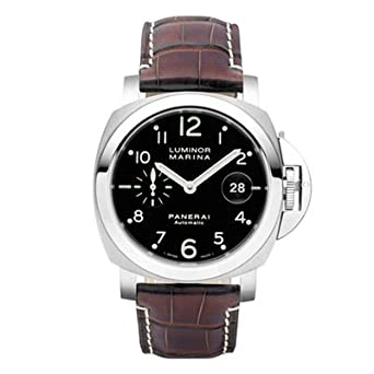 ff87f1615504c Image Unavailable. Image not available for. Color  Panerai Luminor Marina  Automatic ...