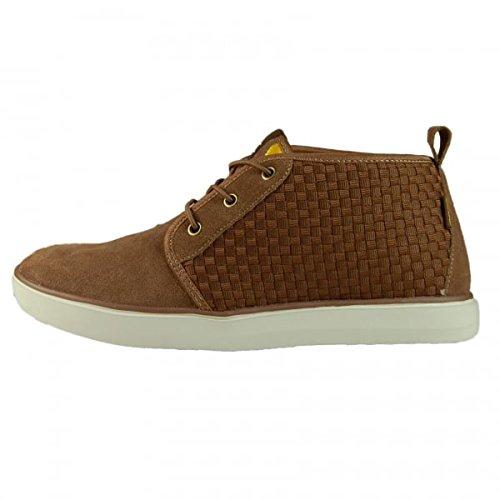 Dude Shoes Mens Terni Brown Suede Chukka Boot UK6 / EU40