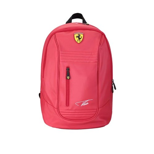 ferrari-santander-backpack-red