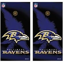 NFL Los Angeles Rams Cornhole Shield