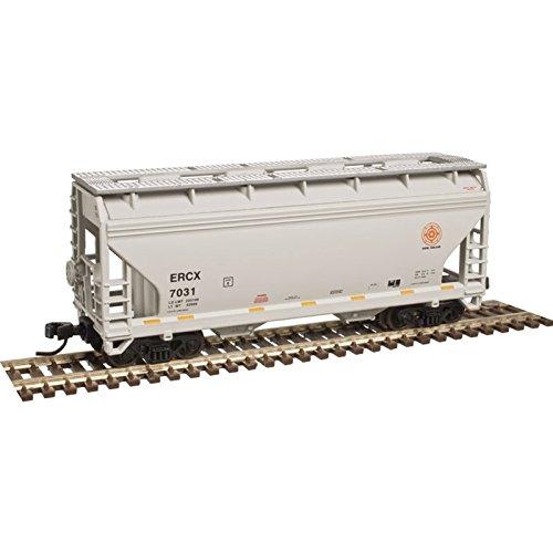 Atlas ATL50003617 N Trainman 2-Bay Centreflow Hopper, ERCX -
