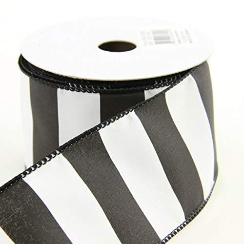 38mm grosgrain ribbon deck chair stripe UK VAT Reg 2 20 metre roll x 15mm