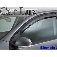 Car Lux AR00040 - Derivabrisas Deflectores de Viento