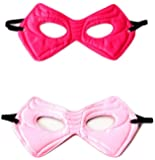 Little Adventures Power Masks - Reversible Child Costume Accessory