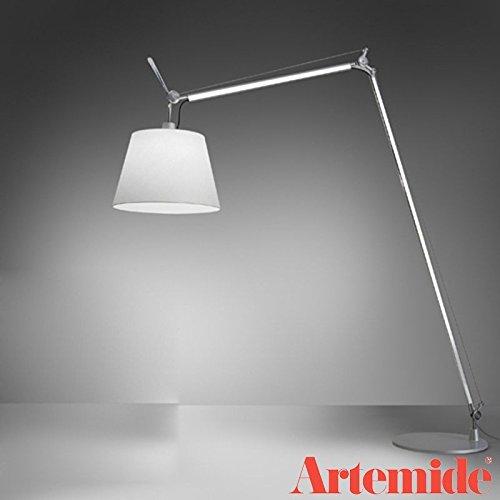 artemide TOLOMEO - Maxi lámpara de pie Design miguel de lucchi ...