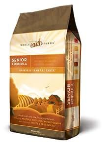 Merrick Whole Earth Farms Senior Dry Dog Food 35 Pound Bag