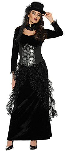 [Women's Dark Mistress Costume] (Lady Reaper Costumes)