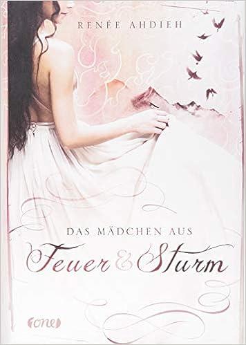 Cover zum Buch Das Mädchen aus Feuer und Sturm