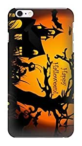 Style Popular Halloween Designed for Case Cover For Apple Iphone 6 Plus 5.5 Inch