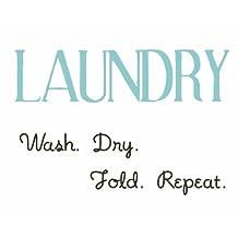 Brewster WallPops 99463 Laundry Wall Sticker