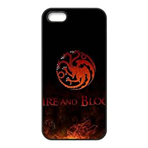 iPhone 5 5s Custom Cell Phone Case Game of Thrones Case Cover 10FF469702