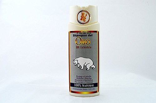 Amazon.com: Shampoo Del Oso Con Extracto Calendula by centro botanico azteca: Beauty