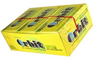 Orbit Lemon Lime Gum