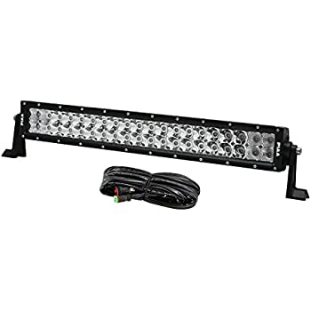 Amazon piaa 26 06612 quad series 12 spot beam led bar kit piaa 26 06120 quad series black 20 dual row led light bar kit in mozeypictures Images