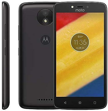 Celular Smartphone Motorola Moto C Xt1750 8gb Preto - Dual Chip
