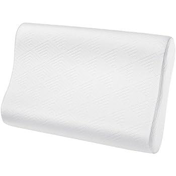 Amazon Com Plemo Memory Foam Contour Pillow Oeko Tex And