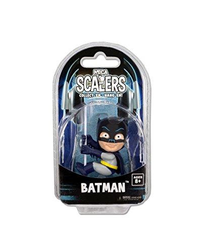 "Batman (Adam West) ~2"" Figure: NECA Scalers Minis x DC Universe - Batman Series"