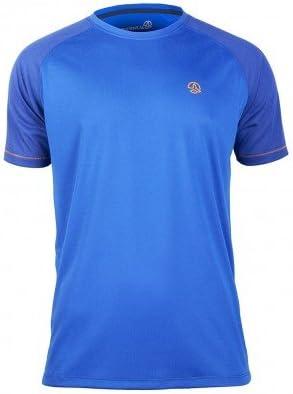 Ternua ® Mapua – Camiseta de Senderismo para Hombre, Bright ...