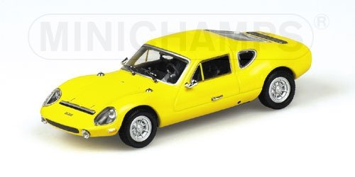 Melkus RS 100 1972 YELLOW cubicfun