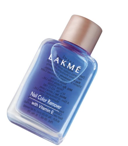 amazon com lakme nail color remover 27ml pack of 3 beauty