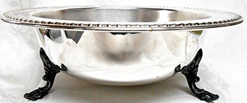 Vintage Silver Plated FB Rogers #1258 Compote for sale  Delivered anywhere in USA