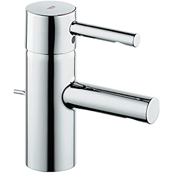 Essence New Single Handle Single Hole Low Arc Bathroom