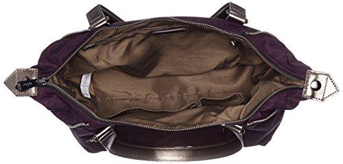Satchel Velvet Purple Kipling S Deep Womens Art wx1ttnFq7Y
