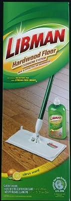 Libman 2048004 Hardwood Floor Cleaning Kit