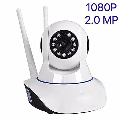 Amazon com : 1080P HD WiFi Security IP-Camera with iOS
