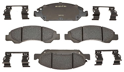 ACDelco 17D1367ACH Professional Ceramic Front Disc Brake Pad Set