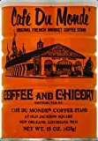 Cafe Du Monde Coffee Chicory 15.0 OZ (Pack of 12)