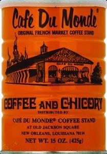 Cafe Du Monde Coffee Chicory 15.0 OZ (Pack of 12) by Café Du Monde