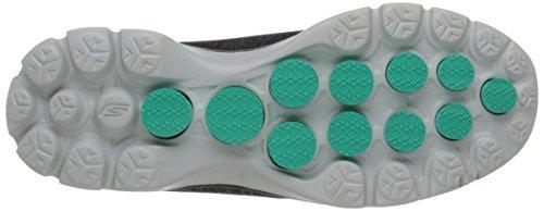Zapatillas Skechers Force Bkgy Deporte Negro De Go Walk 3 Mujer 1qv4B