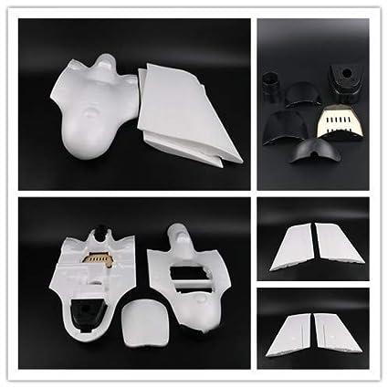 Amazon.com: Skywalker X5 Pro V2 50.394 in Wingspan EPO FPV ...