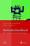 Methodenhandbuch für Softwareschulungen (Xpert.press)