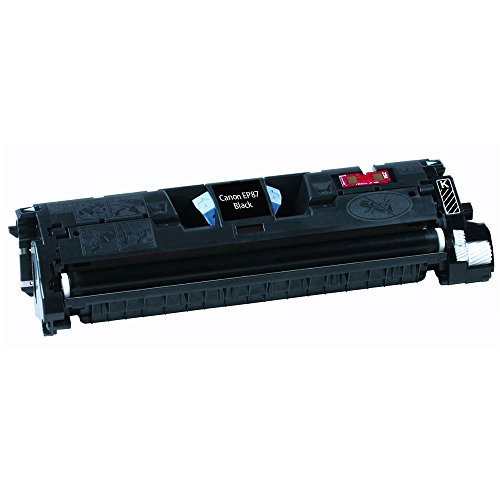 PRINTJETZ Premium Compatible Replacement Canon EP87BK Black Toner Cartridge for use Canon LBP 2410, 5200, MF8170, MF8180 Series Printers. (Toner Black Ep87bk)