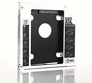 dy-tech 2 nd disco duro SATA HDD SSD Caddy para ASUS A40 A41 A52 ...